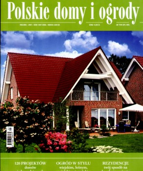 POLSKIE DOMY I OGRODY 2007/5