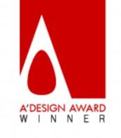 Najpiękniejszy ogród w Europie A'Design Award Mediolan 3