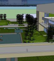 Tiananmen Square Landscape Architecture Competition II nagroda 3