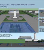 Tiananmen Square Landscape Architecture Competition II nagroda 5