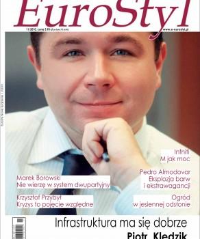 OGRÓD W JESIENNEJ ODSŁONIE – EUROSTYL 11/2010, WYD. AN-PRESS
