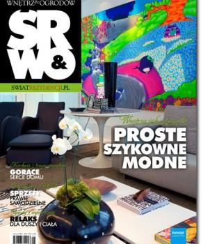 """FESTIWAL WYOBRAŹNI – """"ŚWIAT REZYDENCJI, WNĘTRZ & OGRODÓW"""" 5(22)/ 2011"""
