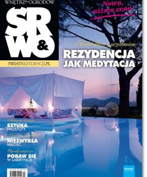 """BUSZUJĄCY W KUKURYDZY """"ŚWIAT REZYDENCJI, WNĘTRZ & OGRODÓW"""" 3(30)/ 2012"""