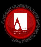 Laureat A'DESIGN AWARD 2016 Mediolan 4