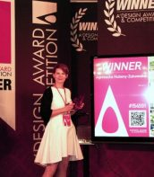 Laureat A'DESIGN AWARD 2016 Mediolan 6