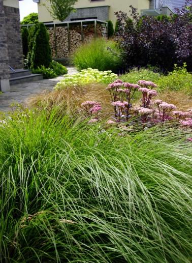 Ogród w kształcie muszli 2